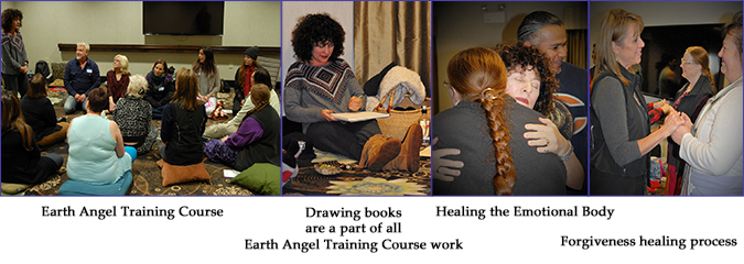 Earth Angel Training Course