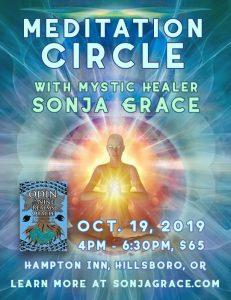 Meditation Circle Oct 2019