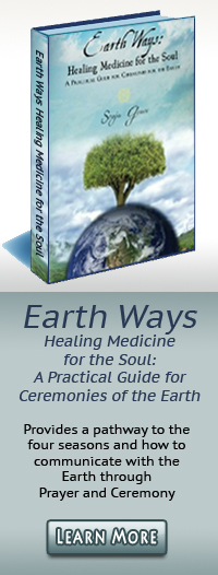 Earth Ways Book by Sonja Grace