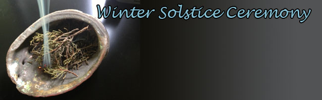 Winter Solstice Ceremony Teleconference