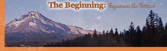 Portland Workshop: Jan 18, 2014 – The Beginning: Experience the Divine!