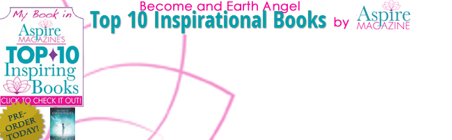 Become an Earth Angel featured in Aspire Magazine's July Top 10