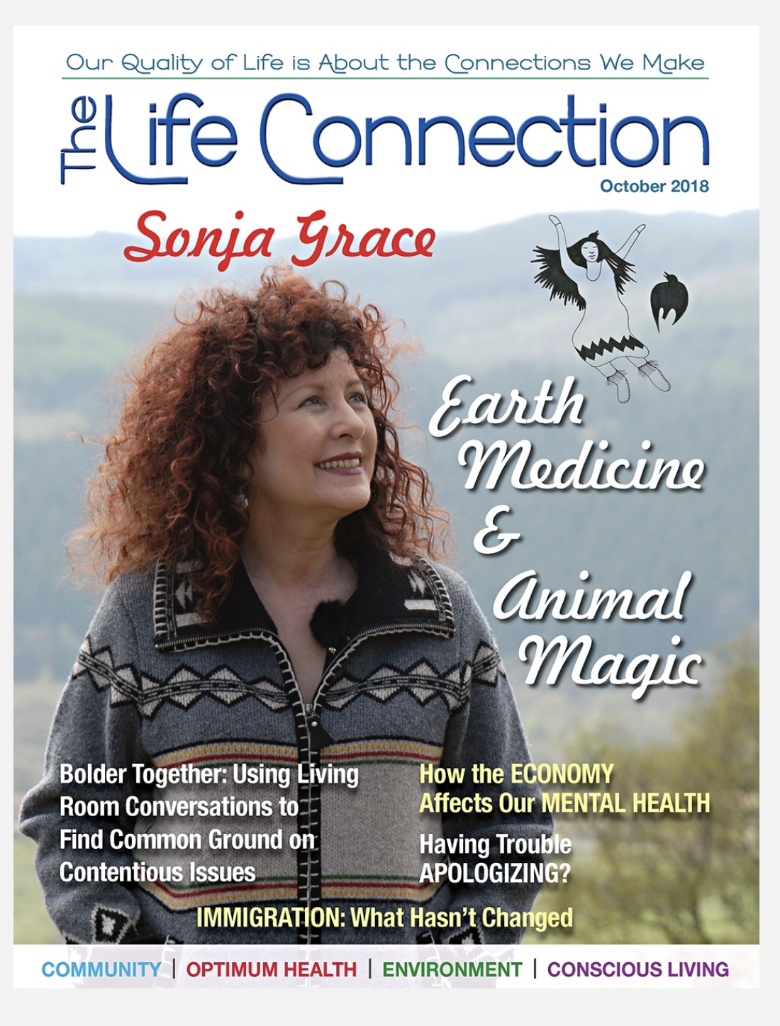 Life Connection Cover