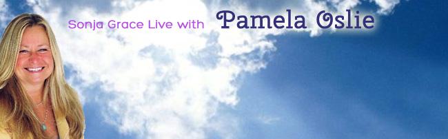Sonja Grace Live on the Radio with Pamela Oslie, 8/4/14.