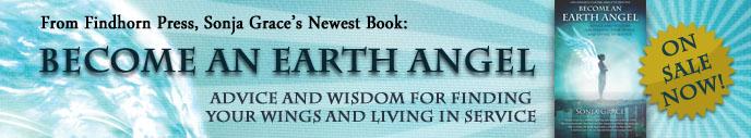 Earth Angel book banner