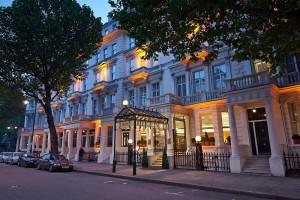 regency hotel london