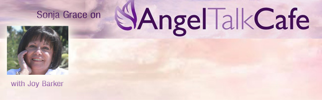 Sonja Grace Appears on  Angel Talk Cafe 12-15-14