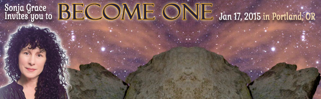 Become One Workshop, 1-17-15 in Portland, OR