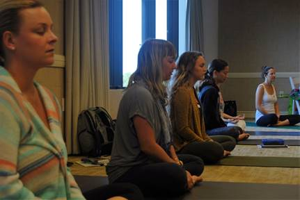 Portland Meditation / Processing Workshops
