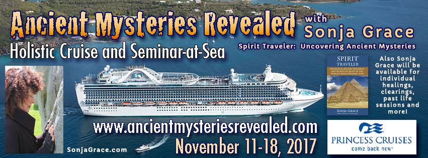 """Ancient Mysteries Revealed"" Cruise"