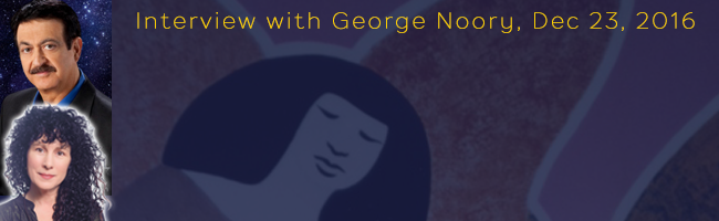 George Noory interview Dec 2016