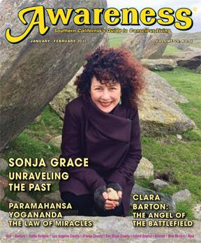 Sonja Grace on Awareness Magazine