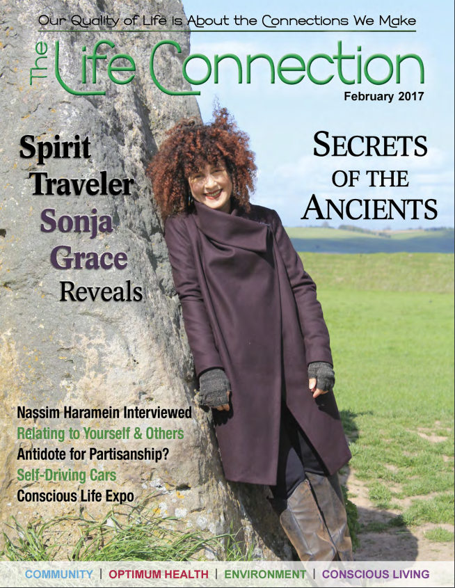 The Life Connection Cover with Sonja Grace