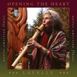 Lavelle Foos Native American Flute Music CD