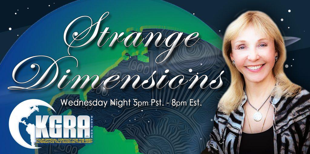 Strange Dimensions Radio
