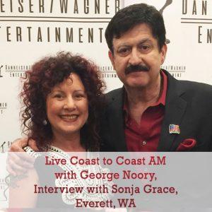 Live Coast to Coast AM with George Noory