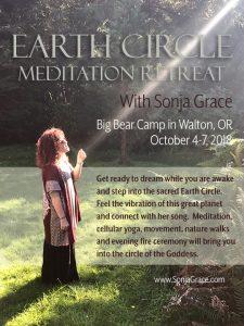 Earth Circle Meditation Retreat