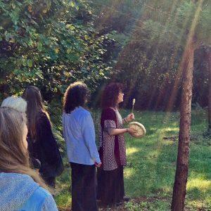 Earth Circle Meditation Retreat at Big Bear Camp