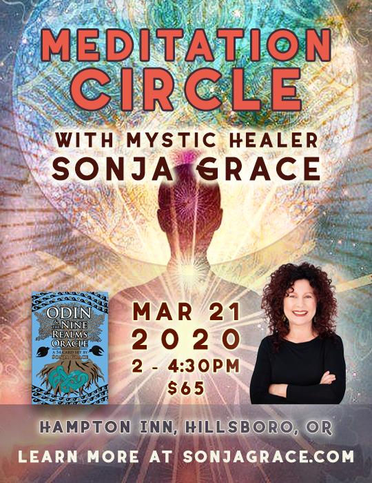 Meditation Circle March 2020
