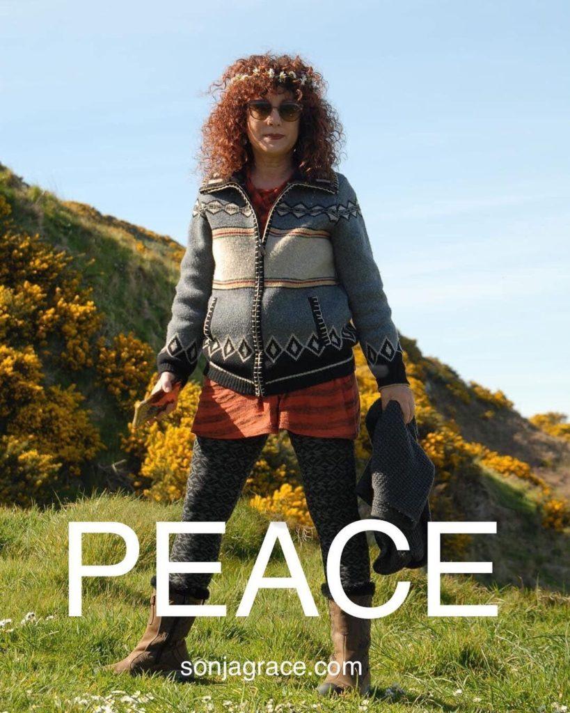 Peace Project by Sonja Grace
